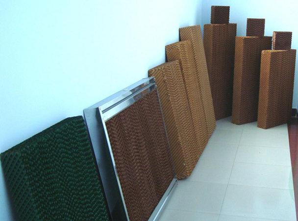 湿帘水帘墙